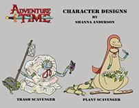Adventure Time Test