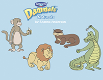 Danimals Re-Branding Project