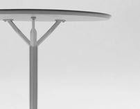 Gazella S table
