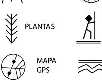 Señalización senderos ecoturísticos Duitama