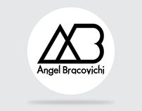 Angel Bracovichi. Logo & Branding.