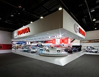 Toyota - Detroit Auto Show 2013