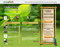 EcoeLink - Web Design