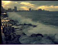 Malecón de La Habana, Cuba