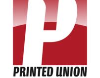 Printed Union Logo