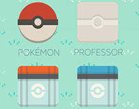 Pokemon App Icon Set