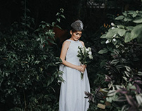 Bride: Simplicity is the ultimate sophistication