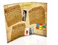 A teoria das cores por Leonardo da Vinci