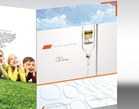 Corporate profile design Frontier Dextrose Limited