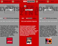Red Herring Media Site