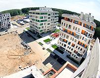 """Residential complex """"Zagorodny kvartal"""""""