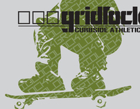 Gridlock Skate Graphics