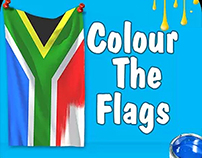 Colour The Flags