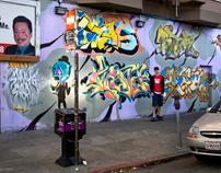 Graff Around