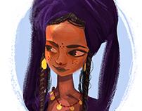 Portraits - Character Design I