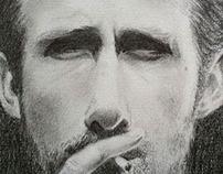 Ryan Gosling Portrait