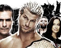 WWE Merchandise Design
