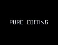 PURE EDITING