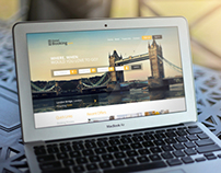 Wayfarer Landing Page