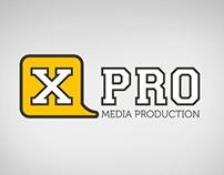 X-Pro Media Agency | Brand Identity