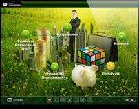 Sberbank's Top Management Dashboards