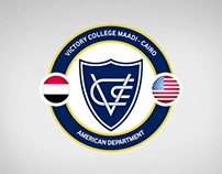 Victory College American | Brand Identity