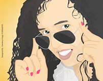 "cartoonize your photo "" Rina """