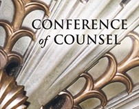 Conference of Counsel conference materials