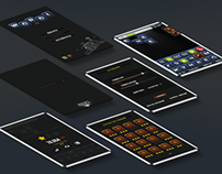 Puzzle - iPhone app - Concept