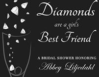 Bridal Shower/Bachelorette Party Invites