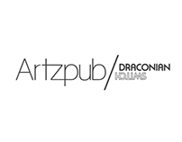 Brand Identity&WebsieDesign: Artzpub/Draconian Switch