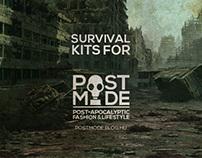 Postmode Survival kits