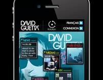 David Guetta iPhone App