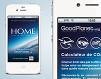 HOME - iPhone App