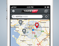 Taxis G7 National - iPhone App