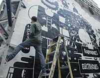 MONSTR - Murale