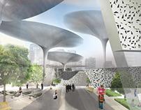 Conceptual Design : RIT - Dubai University Campus