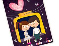 Cartões Dia dos Namorados 2013