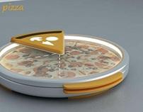 Lavas pizza
