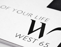 WEST 65 VISUAL IDENTITY