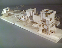 RISD Pre-College 2011 Architectural Intervention Final