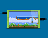 Nintendo Gameboy Concept 2013