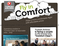 Turkish Airlines - Fly in Comfort