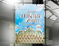 Jewish Winter Party
