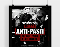 The Brickyard Posters