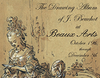 Informational Brochure on Artist J. Beuchot