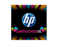 HP Cartuchos XL