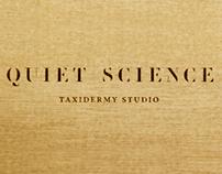 Quiet Science Taxidermy
