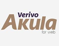 Verivo Akula Webpages
