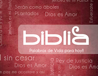 Portadas para Biblia